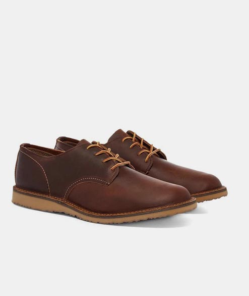 Red Wing - WeekenderOxford 3303 - Copper
