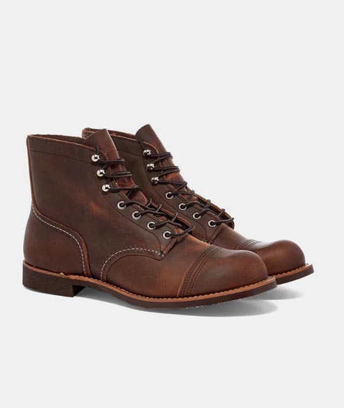 Red Wing - Iron Ranger 8111 - Amber