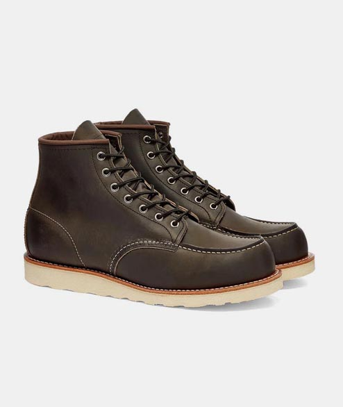 Red Wing - Classic Moc 8890 - Charcoal