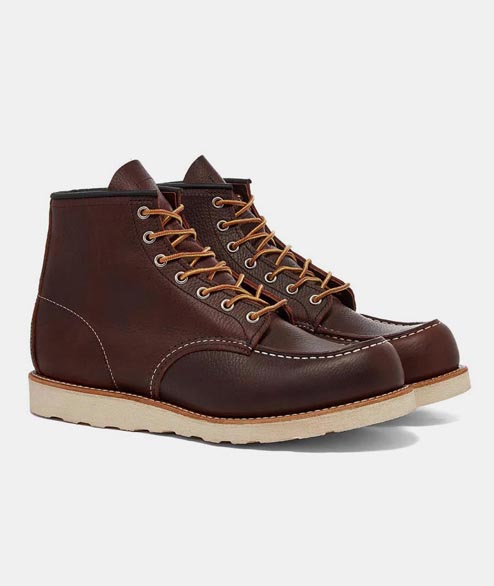 Red Wing - Clasic Moc 8138 - Briar Oil Slick
