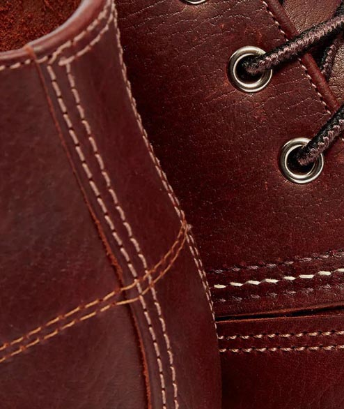 Red Wing - Work Chukka 3141 - Briar Slick Leather