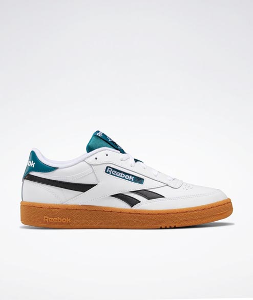 Reebok - Club C Revenge - White Black Gum