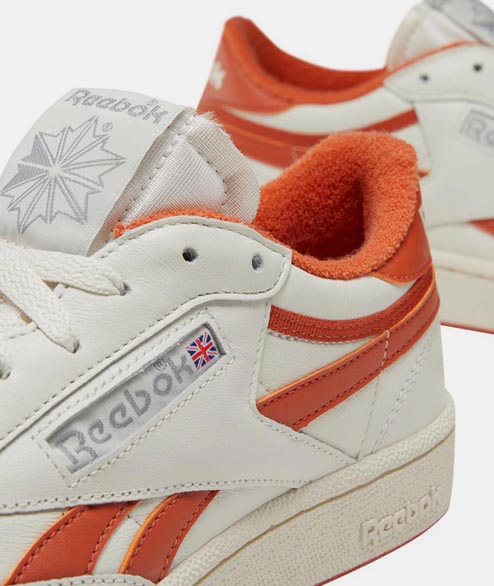Reebok - Club C Revenge - Chalk Orange