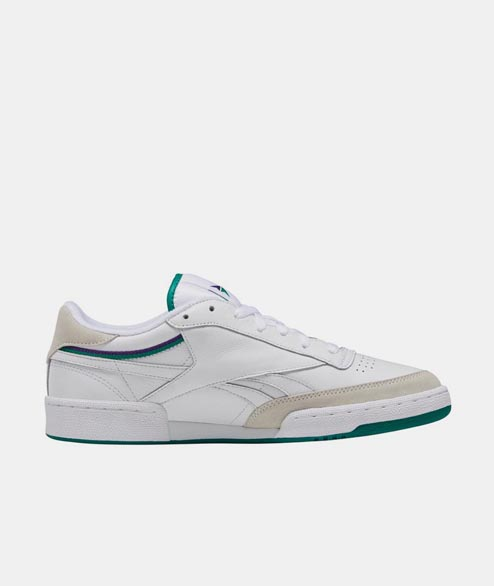 Reebok - Revenge Plus Mu - Chalk Green