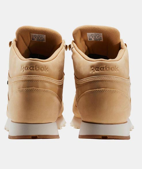 Reebok - CL Leather Mid GTX THI - Beige