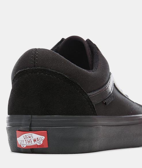 Vans Skate - Old Skool Pro - Blackout
