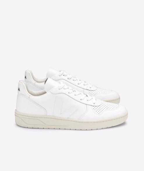 Veja - V10 Leather - Extra White
