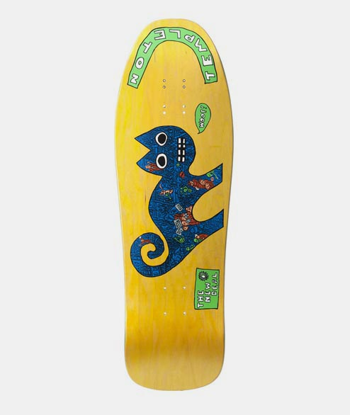 New Deal - Templeton Cat - Yellow 9.75