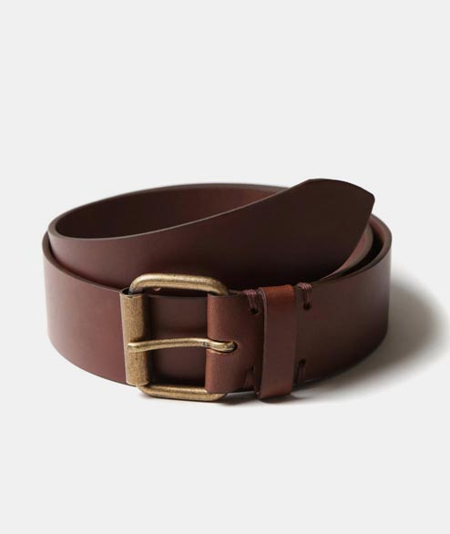 Edwin - Prime Belt - Brown