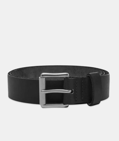 Red Wing - Leather Belt - Black