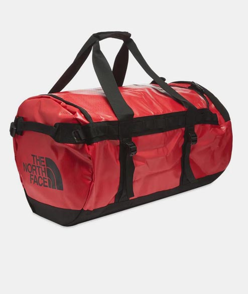 The North Face - Base Camp Duffel Small - TNF Red