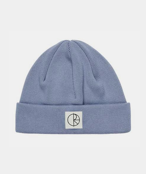 Polar Skate Co. - Cotton Beanie - Sky Blue