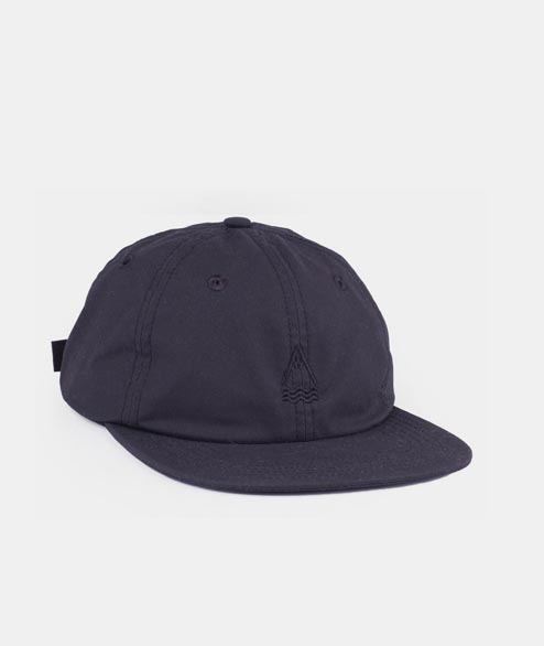 LASER - Llacuna Polo Hat - Smoked Black