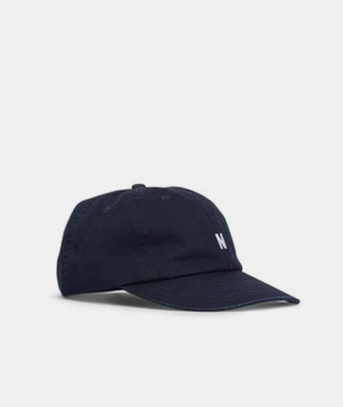 Norse Projects - Twill Sports Cap - Dark Navy