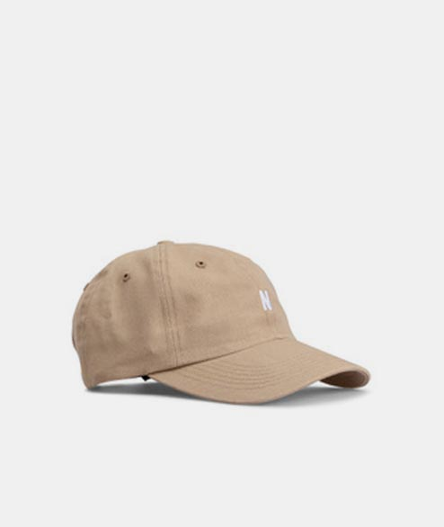 Norse Projects - Twill Sports Cap - Utility Khaki