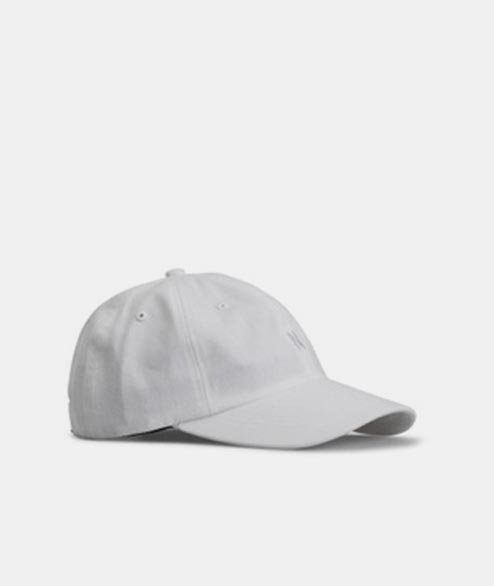 Norse Projects - Twill Sports Cap - White