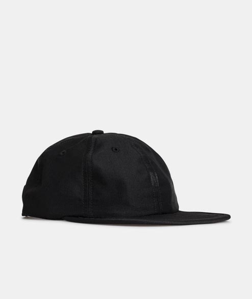 Norse Projects - Foldable Sports Cap - Black