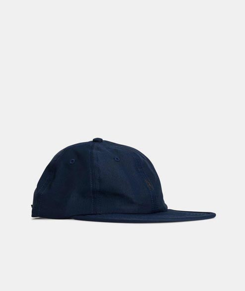 Norse Projects - Foldable Sports Cap - Navy