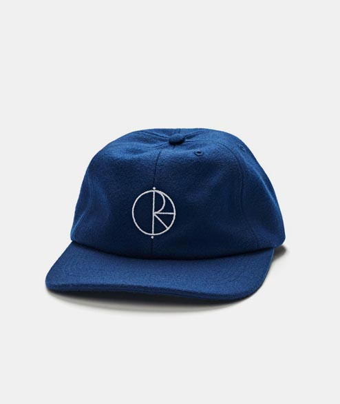Polar Skate Co. - Wool Cap - Rich Navy