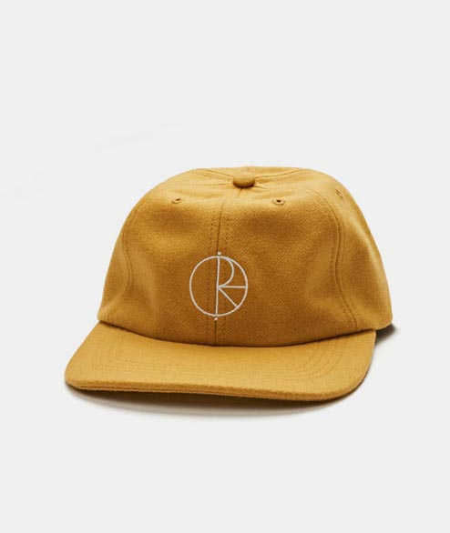 Polar Skate Co. - Wool Cap - Yellow