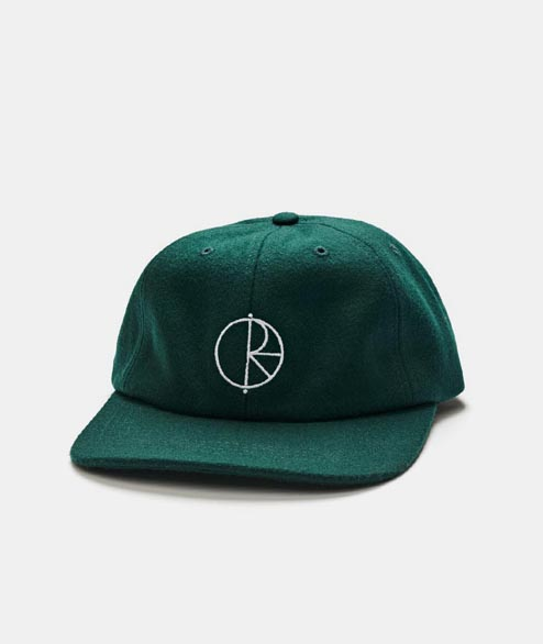 Polar Skate Co. - Wool Cap - Green