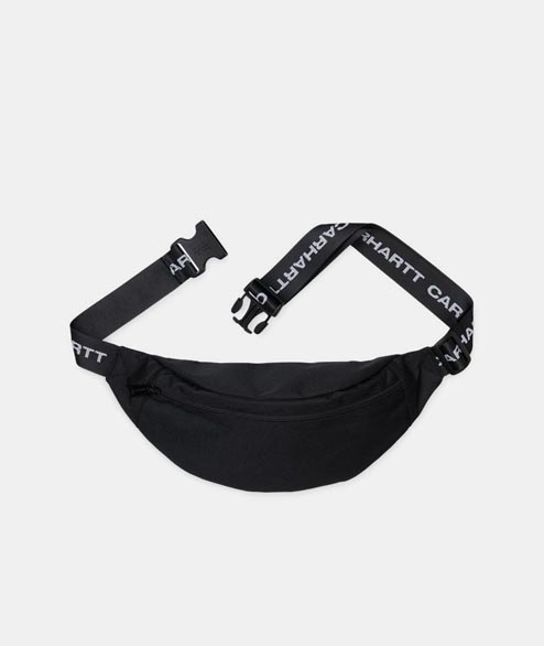 Carhartt WIP - Brandon Hip Bag - Black