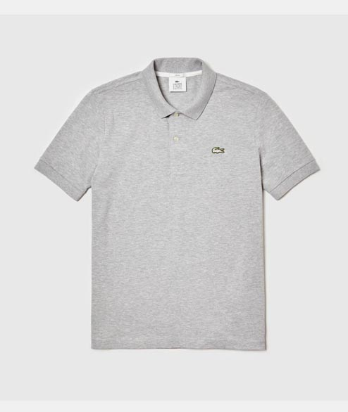 Lacoste Live - Unisex SS Polo - Grey