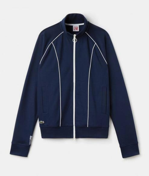 Lacoste Live - Lacoste Cardigan - Marine