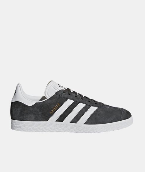 Adidas originals - Gazelle - Dark Grey Heather