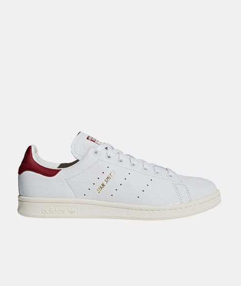 Adidas originals - Stan Smith - White Burgundy
