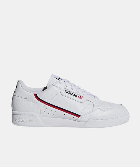 Adidas originals - Continental 80 - White Navy Red