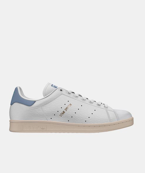 Adidas originals - Stan Smith - White Tactile Blue