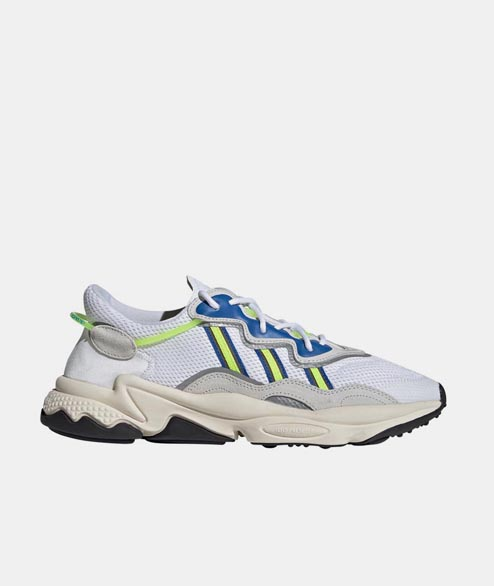 Adidas originals - Ozweego - White Blue Yellow