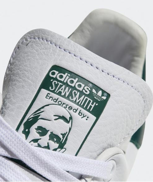 Adidas originals - Stan Smith - White Green