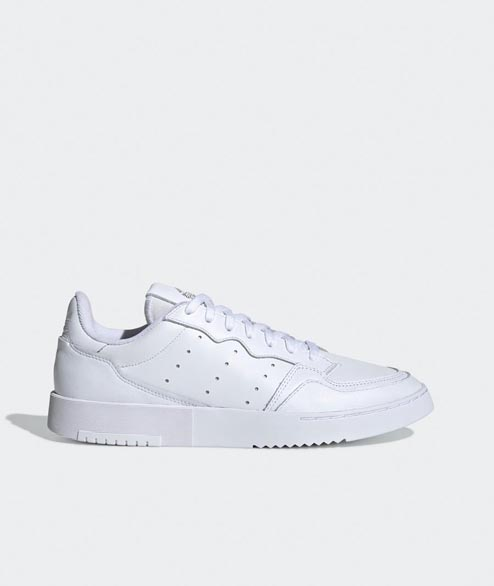 Adidas originals - Supercourt - Cloud White