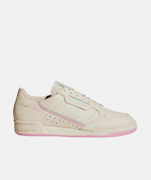 Adidas originals - Continental 80 - Off White Pink