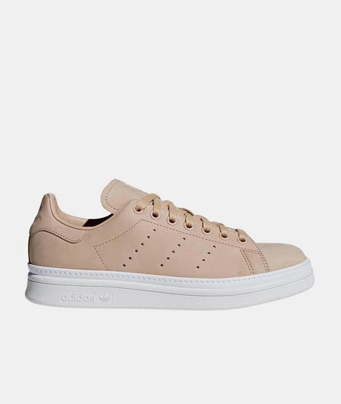 Adidas originals - W Stan Smith New Bold - Pale Nude