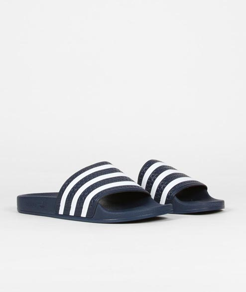 Adidas originals - Adilette - Blue White