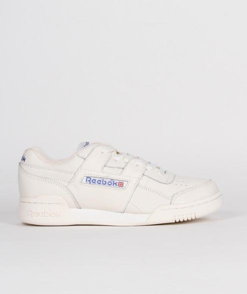 Reebok - Workout plus Vintage - White