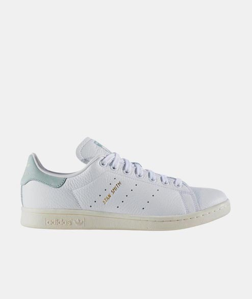Adidas originals - Stan Smith - White Tactile Green
