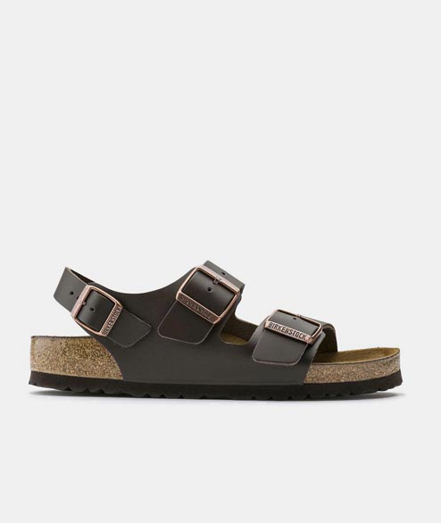 Birkenstock - Milano BS - Dark Brown