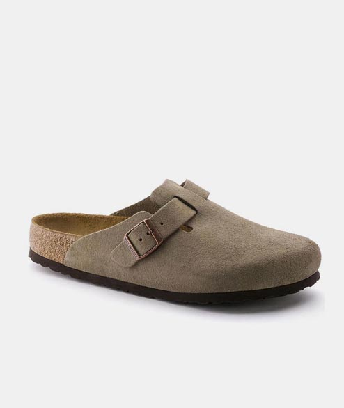 Birkenstock - Boston SFB - Taupe
