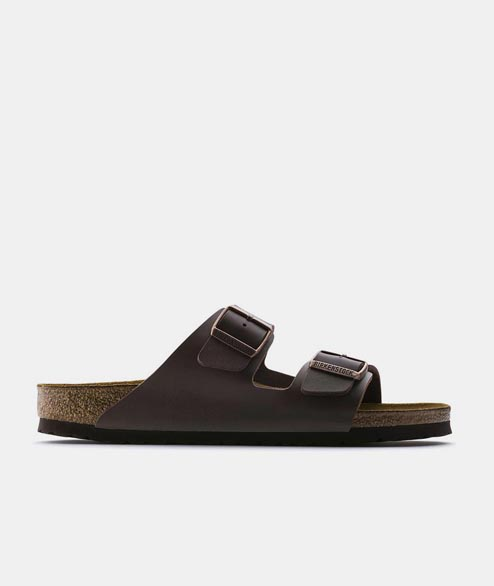 Birkenstock - Arizona BF - Dark Brown