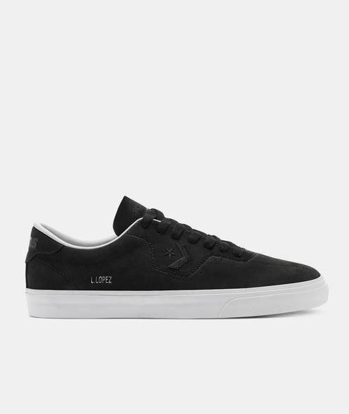Cons - Louie Lopez Pro Ox - Black White