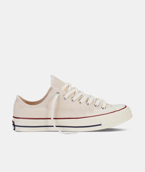 Converse - Chuck Taylor 70´s OX - White Red Black