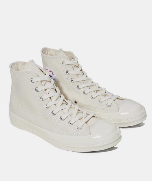 Converse - CTAS 70 HI - Natural Blue