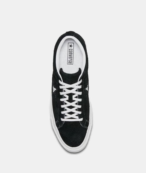 Converse - One Star OX - Black White