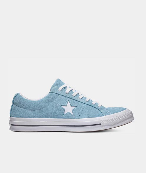 Converse - One Star OX - Shoreline Blue