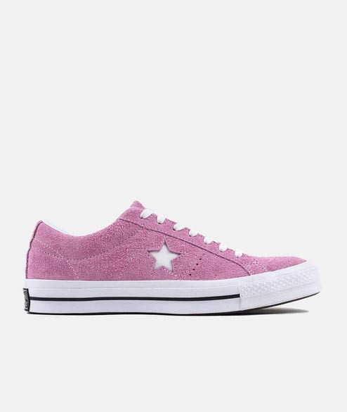 Converse - One Star Ox - Light Orquid White