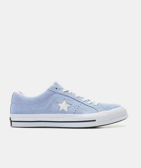 Converse - One Star OX - Blue Chill